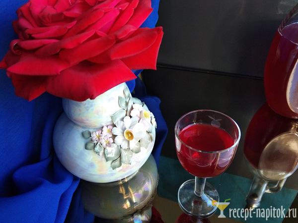 вишневая настойка на спирту в домашних условиях
