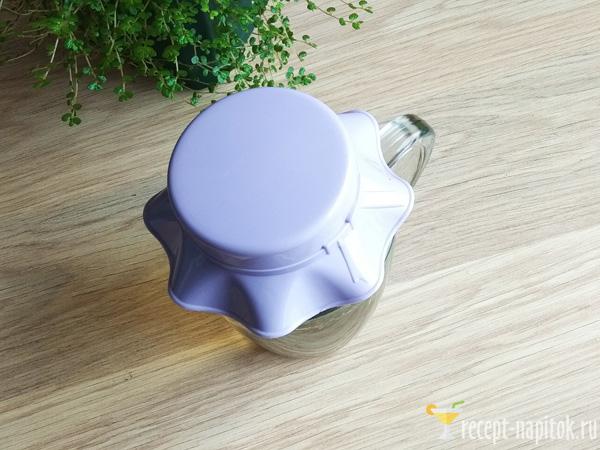 как сделать мятный чай
