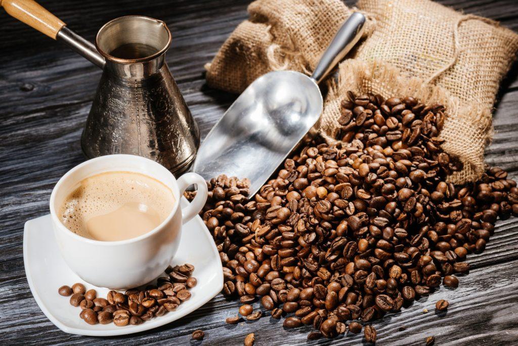 как правильно варить кофе в турке