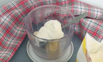 ложка мороженого