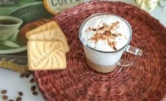кофе латте в домашних условиях без кофемашины